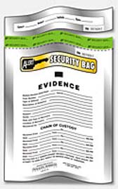 antistatic evidence bag